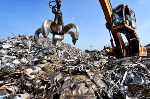 Как перерабатывать металлолом